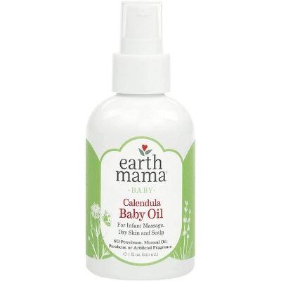 best oil for newborn skin