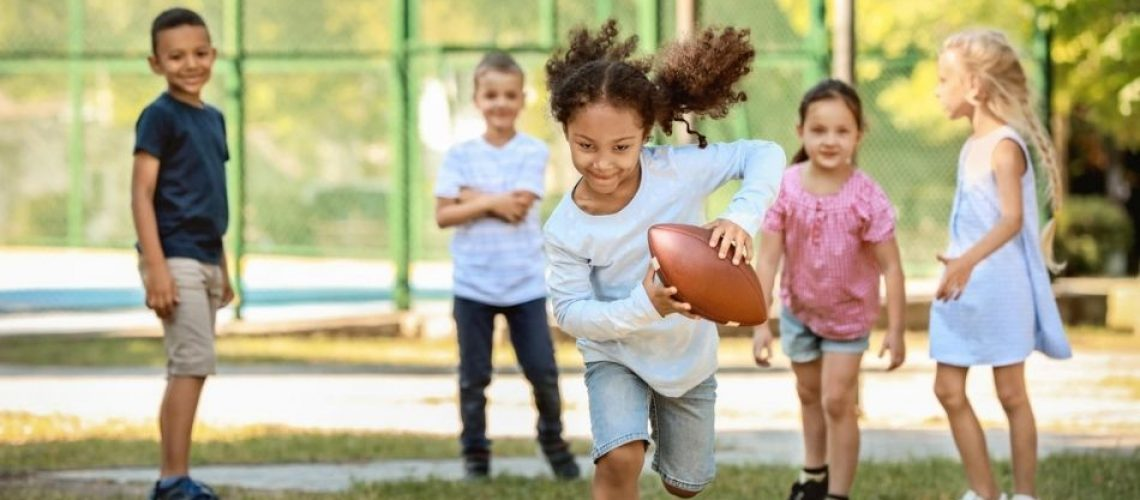 Raising Healthy and Active Kids