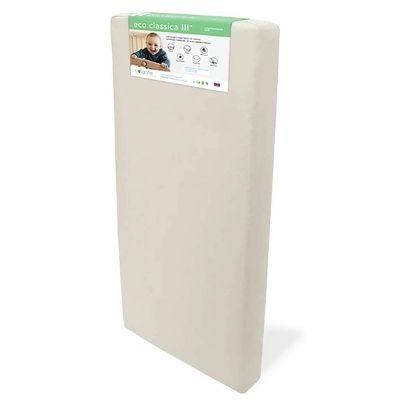 baby crib mattress organic