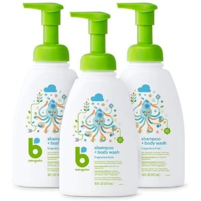 best body wash for toddlers