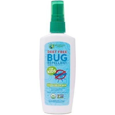 best natural bug spray for babies
