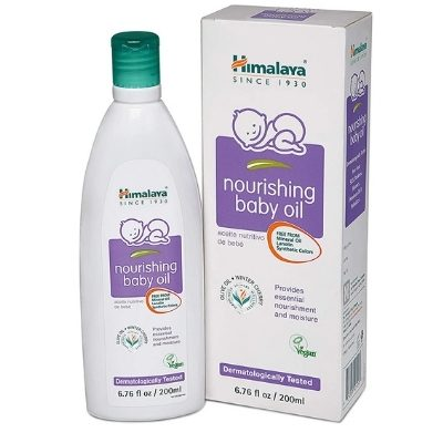 best oil for newborn hair