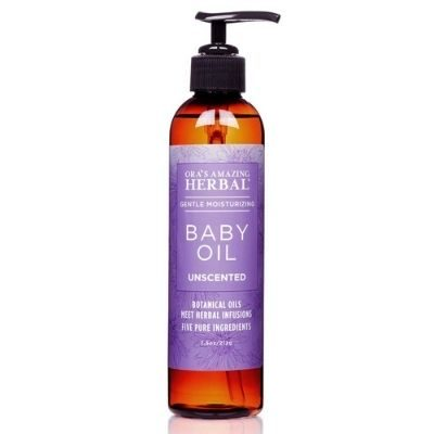 best hair oil for newborn