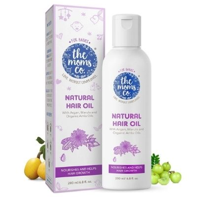 best baby hair oil
