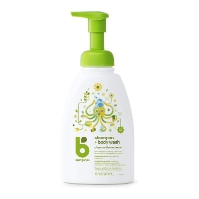 best shampoos for babies