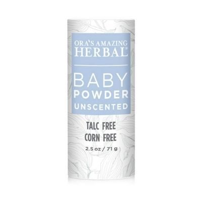 safest baby powder